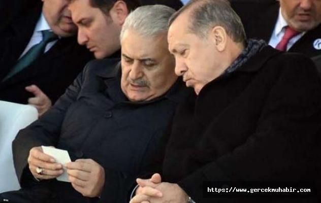 """""""Erdoğan'ın sahadan çekilmesinin Yıldırım'ın işine yarayacağı tezi konusunda kafalar karışık"""""""