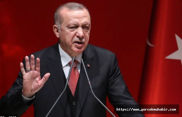Erdoğan: Türkiye S-400 hava savunma sistemlerini alacaktır demiyorum, almıştır.