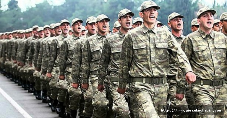 Erken terhis ve yeni askerlik sisteminde kritik gelişme: Meclis onayladı!