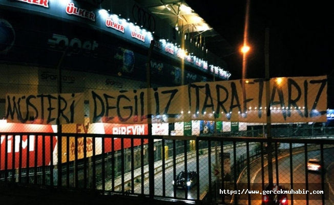 Fenerbahçe'de kombine isyanı