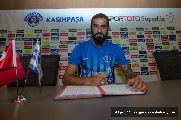Galatasaray da ilgileniyordu, Kasımpaşa ile sözleşme imzaladı