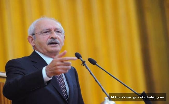 Kılıçdaroğlu'ndan işsizlere çağrı