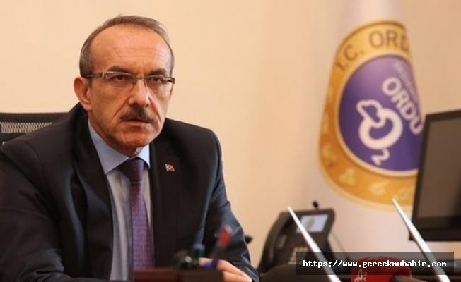 Ordu Valisi Seddar Yavuz'dan memurlara yalancı şahitlik baskısı iddiası