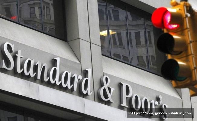 S&P'den FLAŞ Türkiye açıklaması