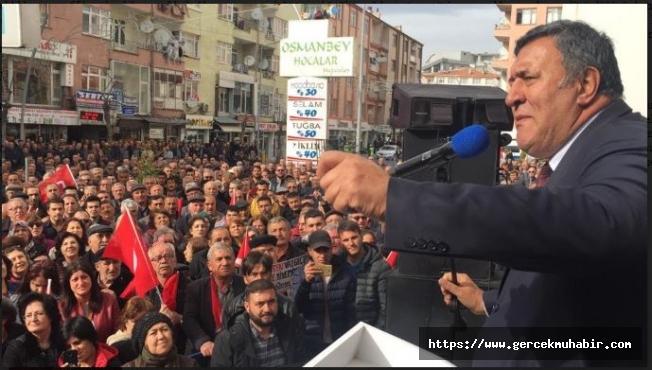 CHP'li Gürer: Yokluk ve yoksulluk kader değildir...