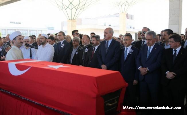 Ahmet Davutoğlu, Ali Babacan ve hükümet üyeleri aynı karede