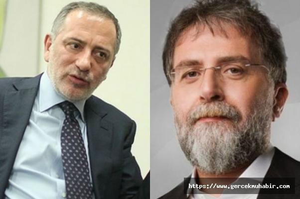 Ahmet Hakan'dan Fatih Altaylı'ya uçak yanıtı: Arada kalmaya devam...