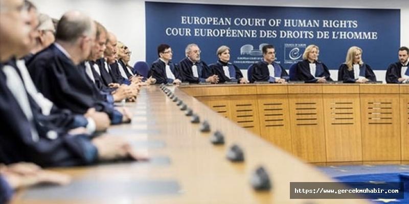 AİHM'nin en fazla hak ihlali kararı verdiği ülkeler arasında Türkiye 2. sırada