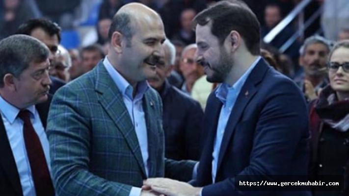 AKP'de Soylu ve Albayrak rekabeti kızıştı