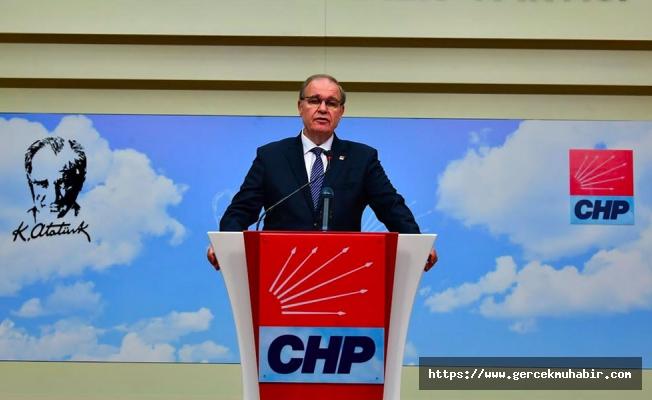 CHP'li Öztrak: ''Türkiye bu ucube sisteme geçtiğinden beri her alanda patinaj yapıyor''
