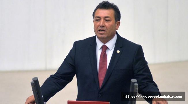 CHP'li Alban: İktidar medyası iftira atıyor