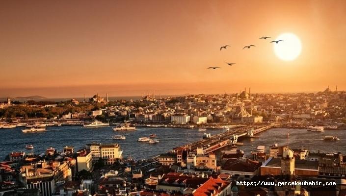 """""""En çok turistin ziyaret ettiği şehirler arasında İstanbul Avrupa'da 3. sırada"""""""