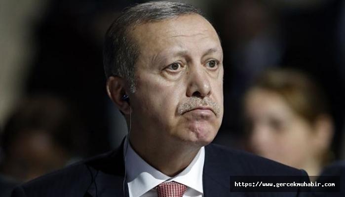"""""""Erdoğan'ın her gece kan ter içinde sıçrayarak uyanmasına sebep olan tablo"""""""