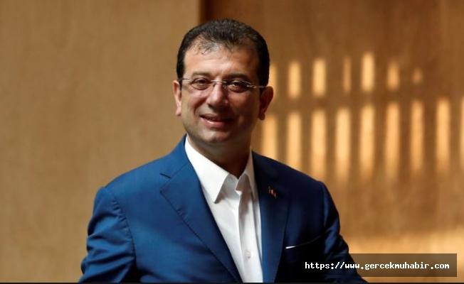 İBB Başkanı İmamoğlu: Onlara minnnet borçluyuz
