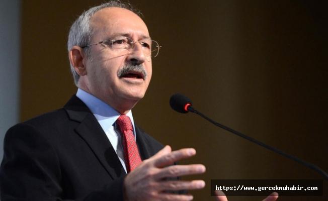 Kılıçdaroğlu'ndan başkanlık sistemine ilişkin açıklama: Her tartışmaya açığız