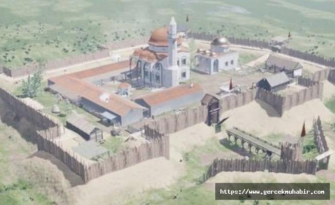 Macaristan'da Kanuni Sultan Süleyman'ın mezarı çevresinde Osmanlı kasabasının kalıntıları bulundu