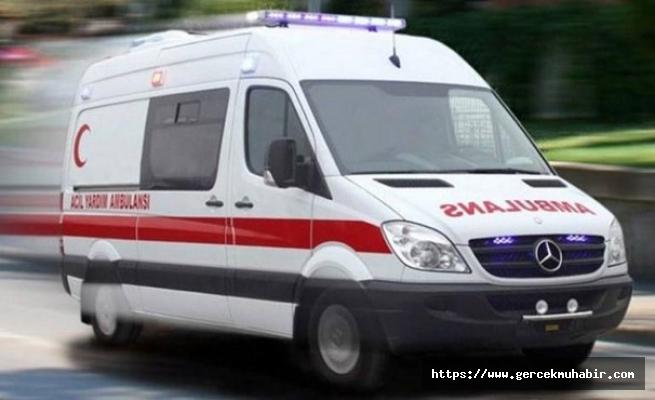 Meteoroloji Genel Müdürlüğü'nde içinde cıva olan fanus kırıldı, 13 kişi hastaneye kaldırıldı