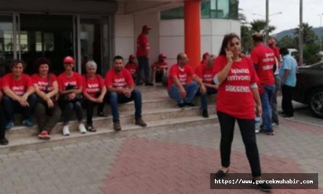 MHP'li başkan DİSK'lileri işten çıkardı, 'Asena'ları aldı