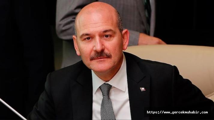 Süleyman Soylu: ''Bu yıl ortalama 80 bin göçmeni sınır dışı edeceğiz''