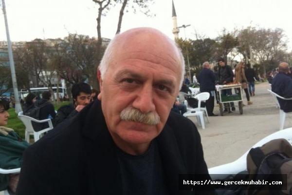 Tiyatrocu Orhan Aydın gözaltına alındı