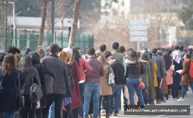 Üniversite mezunları işsiz: Türkiye üniversitelilerin iş bulma oranında sondan ikinci