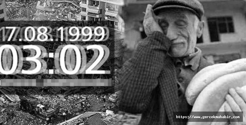 17 Ağustos Marmara Depremi'nin 20. yılı
