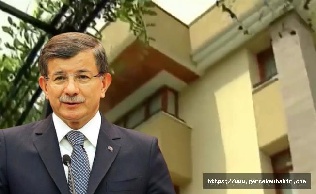 'Ahmet Davutoğlu'nun yeni parti binası görüntülendi'