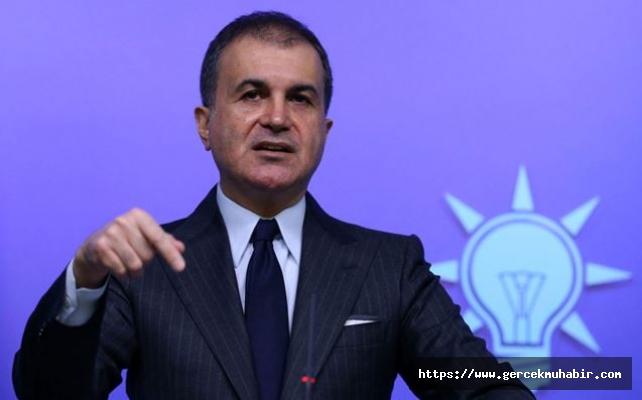 AKP'li Çelik'ten kayyum açıklaması