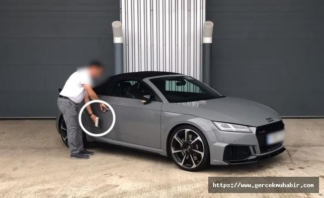 Anahtarsız arabalar nasıl 10 saniyede çalınabiliyor?