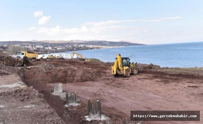 AYM'nin iptal kararına rağmen Cumhurbaşkanlığı Köşkü'nün inşaatı devam ediyor