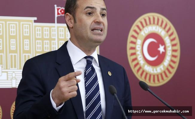 Çevre Bakanlığı'nın ''çelişki izahına'' CHP'li Akın'dan tepki!