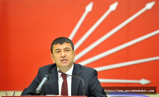 """CHP Genel başkan yardımcısı Ağbaba: """"Asker zehirlenmeleri araştırılmalı"""""""