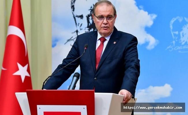 CHP Sözcüsü Öztrak: ''Şahlanışa geçen ekonomi değil, işsizlik''