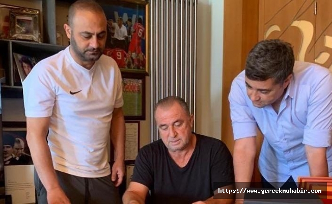 Dün istifasını açıklayan Hasan Şaş, bugün görevine geri döndü