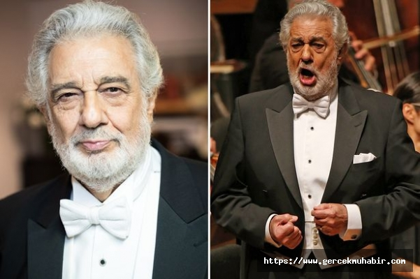 Dünyaca ünlü opera sanatçısı Placido Domingo'ya 9 kadından cinsel taciz suçlaması