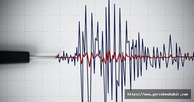 Elazığ'da gece yarısı korkutan deprem!