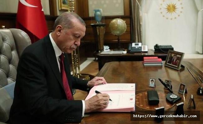 Erdoğan, 1 yılda 2 binden fazla atama yaptı