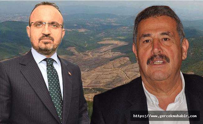Eski bakan Ersümer'den AKP'li Turan'a çok sert Kaz Dağları yanıtı