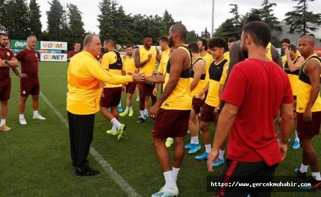 Galatasaray'ın Denizlispor maçı kadrosu belli oldu