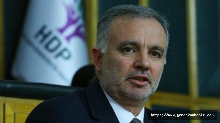 HDP'li Kars Belediye Başkanı Ayhan Bilgen ifadeye çağrıldı