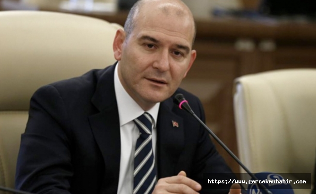 İçişleri Bakanı Soylu'dan flaş 'kayyum' açıklaması