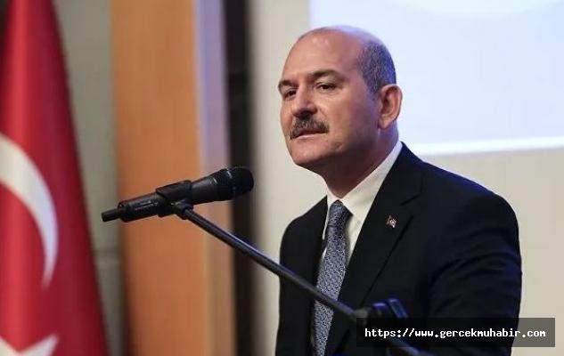 İçişleri Bakanı Soylu'dan kayyım açıklaması: Hukukun sessiz kalmasını beklemek son derece yanlıştır