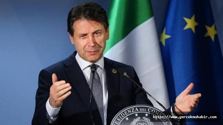 İtalya Başbakanı Conte'den istifa kararı