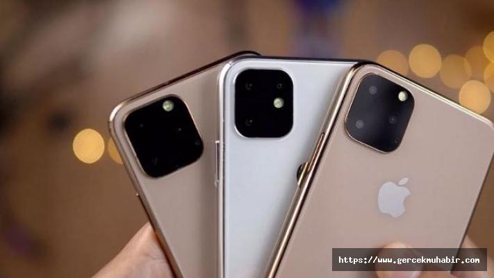 Yeni iPhone modellerinin isimleri