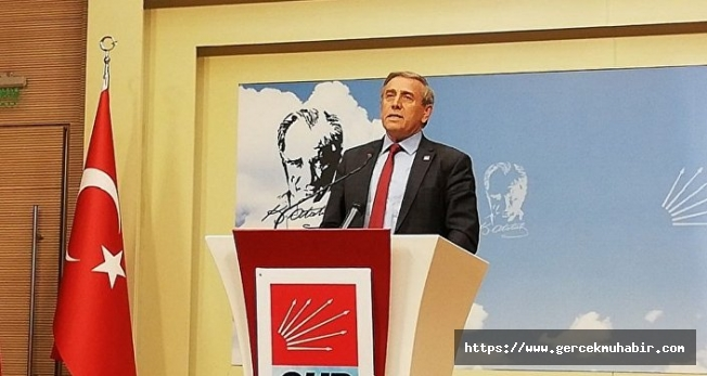 """""""12 Eylül Ürünü AKP Genel Başkanı Cumhuriyetle Hesaplaşmayı Önüne Koymuş''"""