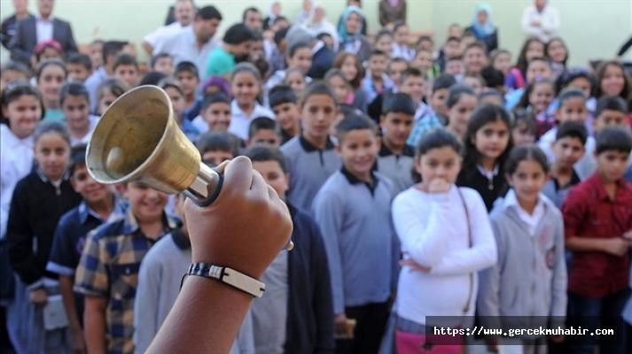 18 milyon öğrenci yarın dersbaşı yapacak