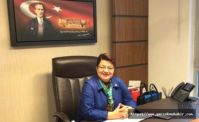 Canan Kaftancıoğlu'nun okuduğu şiir meclis gündeminde