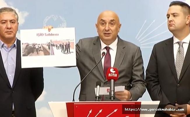 CHP'den Kılıçdaroğlu'na saldırı açıklaması: Suçlular açık bir şekilde korunmakta