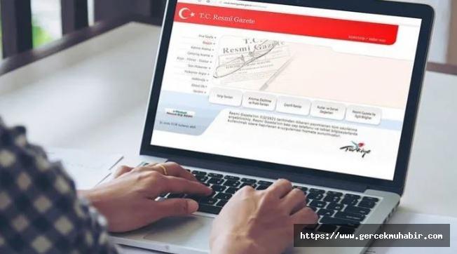 Erdoğan imzaladı atama kararları yayımlandı