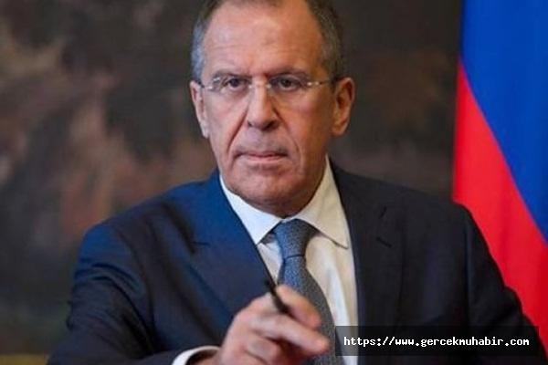 Lavrov: 'Suriye'deki savaş sona erdi!'